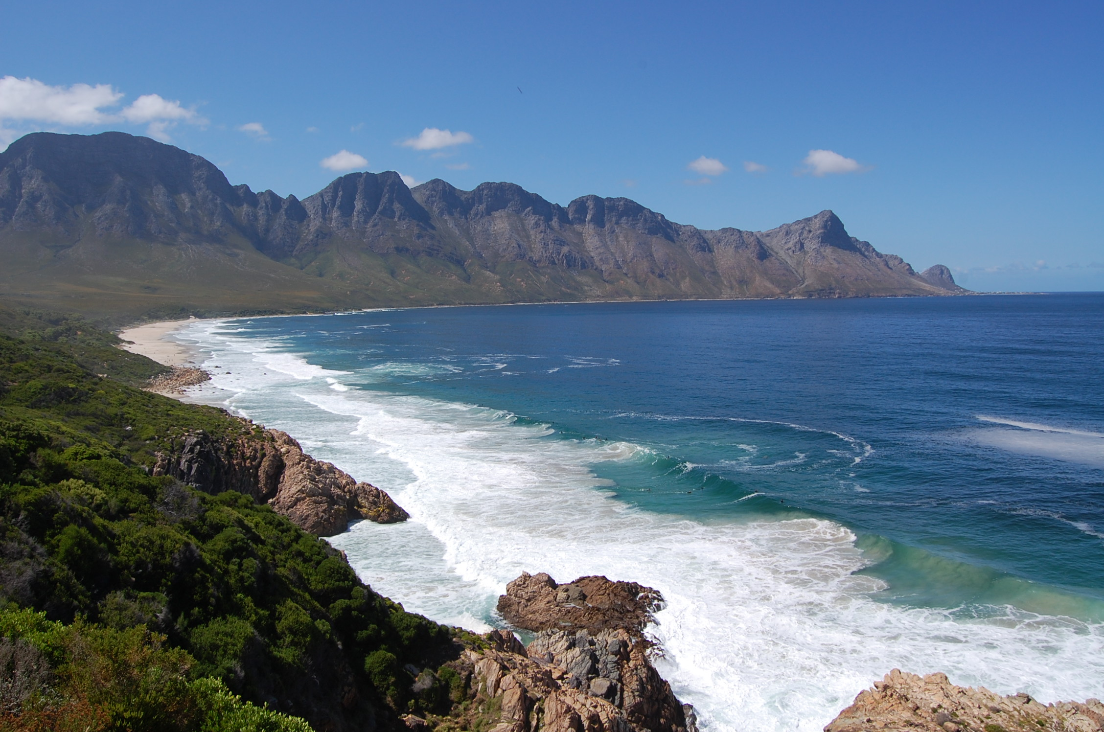 South African Cape Coastline